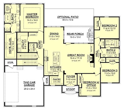 17 Best Ideas About Lake House Plans On Pinterest House Best Floor Plan For Lake House