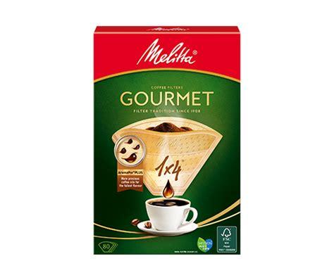 Melitta®   Melitta Gourmet® Coffee Filters