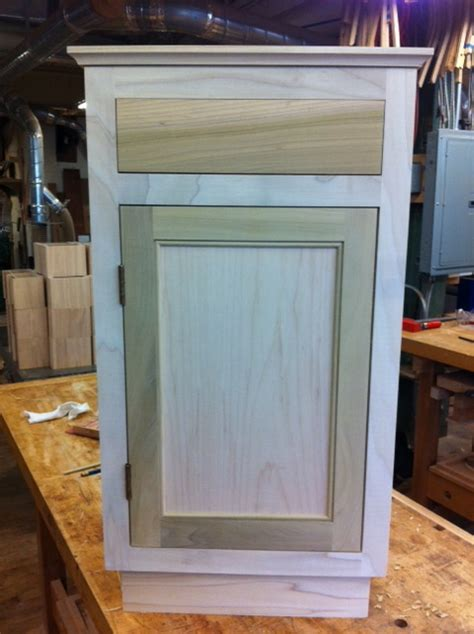 Kreg Jig Cabinet Doors Small Cabinet With Inset Door And Drawer Kreg Owners Community