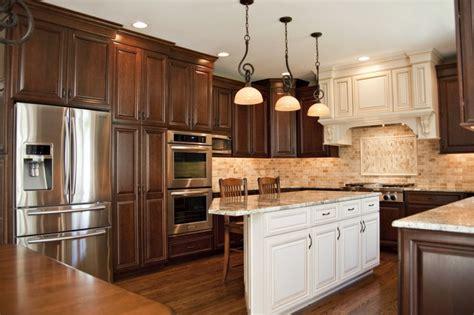aurora kitchen cabinets aurora il kitchen remodel beautiful cherry cabinet in