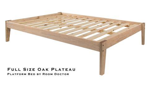 oak platform bed oak platform bed