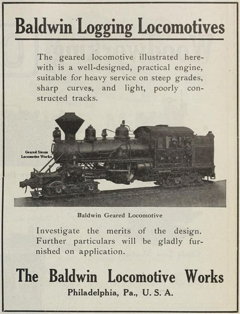 the canadian woodworker what s new geared steam locomotive works