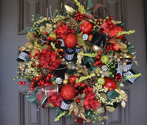 beautiful wreaths beautiful christmas wreath