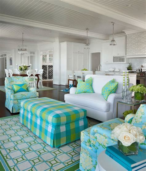 blue and green living rooms blue and green living rooms design ideas