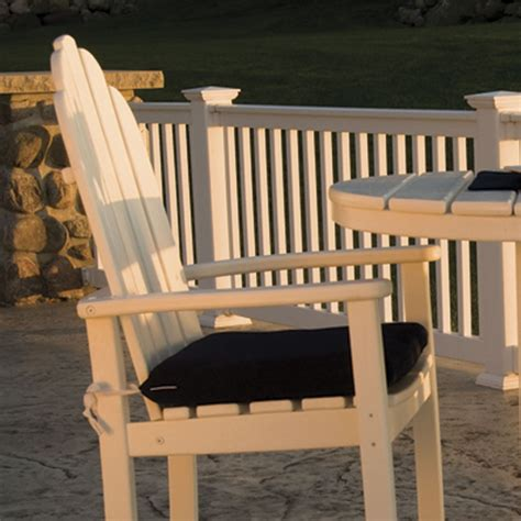 Adirondack Bar Chairs by Polywood 174 Classic Adirondack Bar Chair Add202