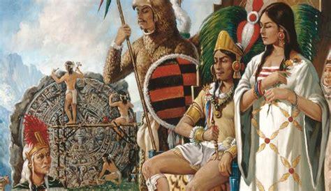 imagenes de indias aztecas aztecas organizaci 243 n pol 237 tica y militar socialhizo