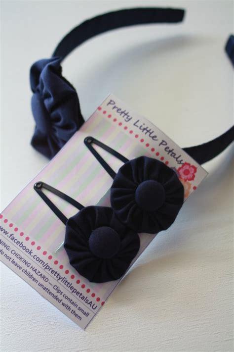 Handmade Hair Accessories Australia - back to school handmade hair accessories handmade