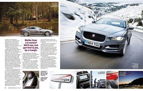 Jaguar XE by CAR Magazine