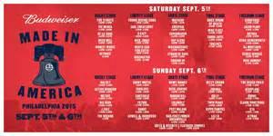 Stream budweiser s made in america festival xxl