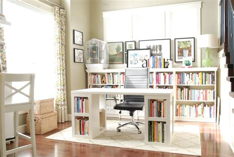 Fine home office desk chair on home office with ikea desk plus cabinet
