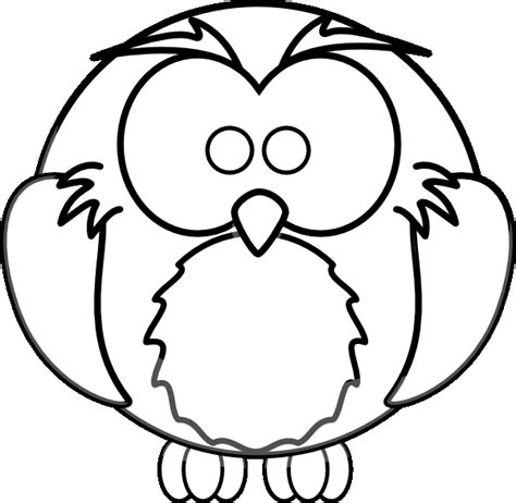 tawny owl coloring page free tawny owl coloring pages