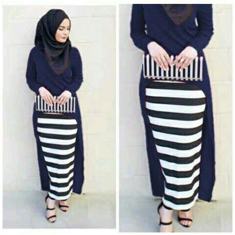 Baju Muslim Murah Cjn 3in1 Revana Setelan Muslim baju muslim setelan 3in1 model terbaru murah