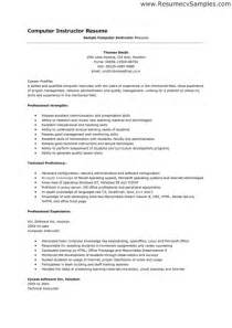 Skills And Abilities Exles Resume by The Brilliant Resume Exles Skills And Abilities Resume Format Web