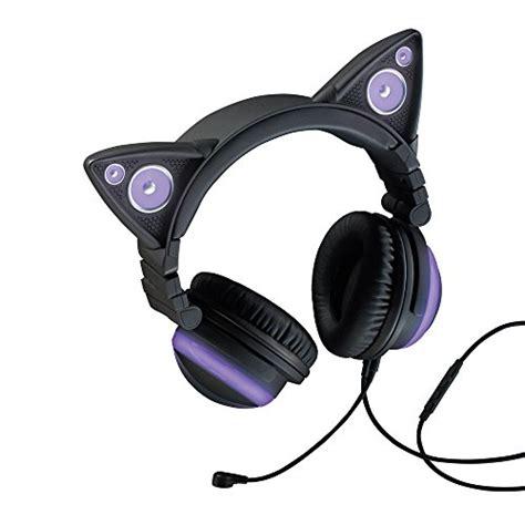 Sale Headset Earphone Keeka Ee 41 wired cat ear headphones