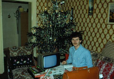 weihnachtsbaum mit ddr lametta weihnachten 1980 wdr digit