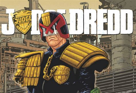 Judge Orders To Be Booked by Judge Dredd Reading Order Comics Chronology Where To