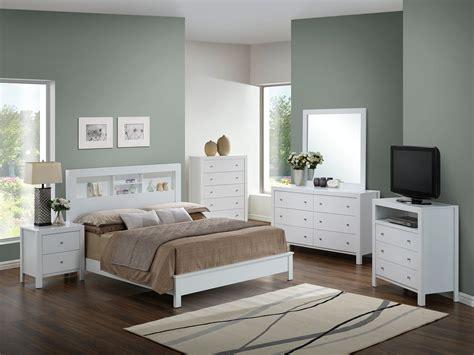 glory furniture g2490b 4 piece bedroom set in beige full