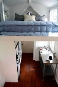 room decor small house: modern mobile house small bedroom kitchen design on home bedroom