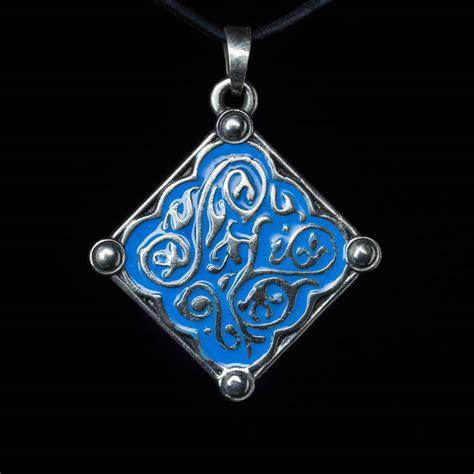 Cg15 Charm Pendant Peace Diameter 3cm Per Satuan triss merigold medallion pendant witcher white bronze