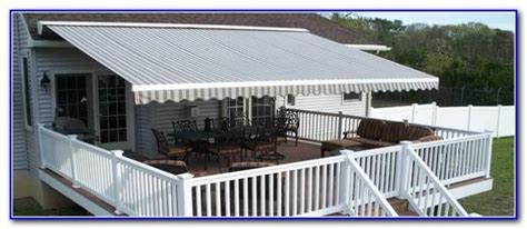 permanent awnings  decks decks home decorating ideas xevqamvaq