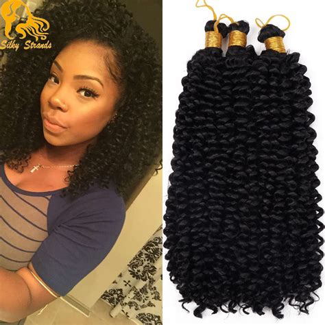 how thin out curley crochet hair aliexpress com buy water wave crochet braids curly hair