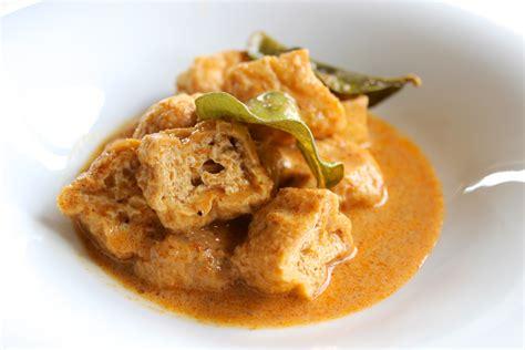 Panang Curry Taste kuchnia wegetariańska