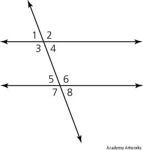 Adjacent Interior Angles by Interior Angle Dictionary Definition Interior Angle Defined