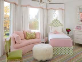 Green And Pink Girl Bedroom » New Home Design