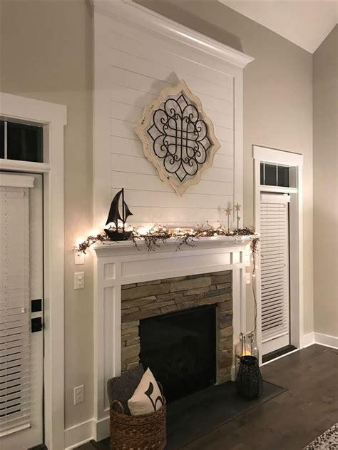 shiplap fireplace best 25 shiplap fireplace ideas on pinterest fireplace