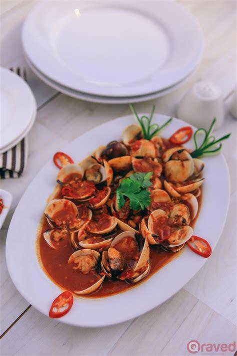 Kerang Kepah seafood paling segar yang harus kamu coba di dapur seafood
