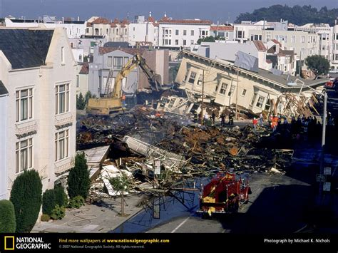 earthquake of 1989 potpourri october 17 1989 loma prieta earthquake