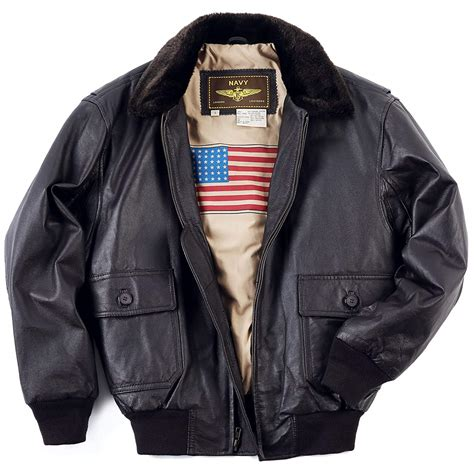 Fly Bomber Jacket leather flight bomber jacket coat nj
