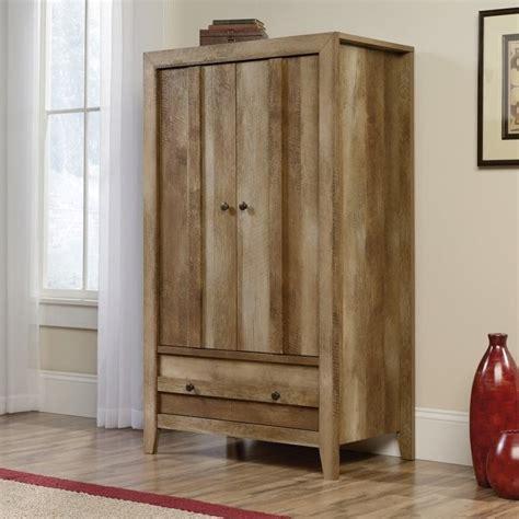 craftsman armoire armoire in craftsman oak 419077