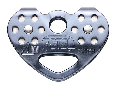 pulley tandem petzl by dafrinka tandem 174 speed pulleys petzl