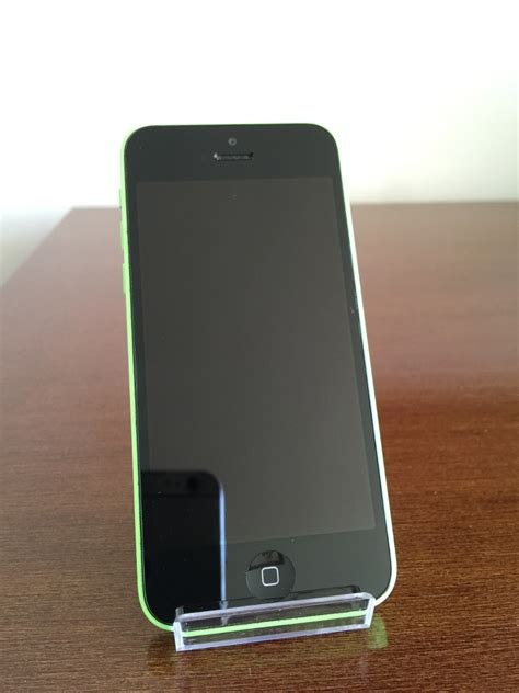 f iphone 5 apple iphone 5c 32gb original desbloqueado de vitrine r 1 199 90 em mercado livre