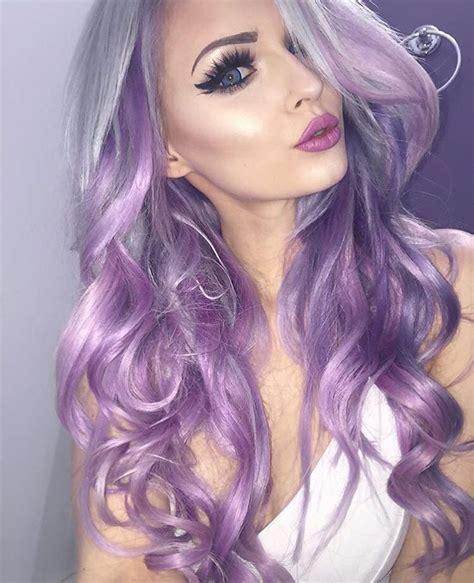 arctic fox silver hair dye arctic fox hair color the color and the makeup tho hair