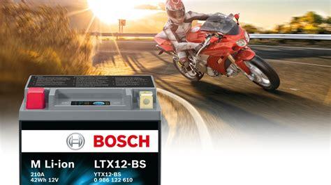 Motorradbatterie Karlsruhe by M Li Ion Neue Leistungsstarke Zweirad Batterie Mit