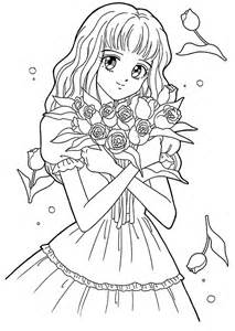 coloring pages color anime coloring pages to print on design coloringeast com