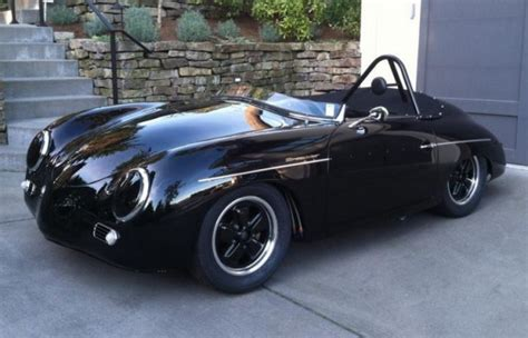 1956 porsche for sale don t restore it race spec 1956 porsche speedster bring