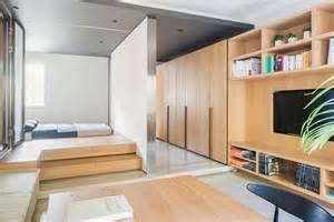Tiny Apartment Shanghai Tiny Apartment 1 Idesignarch Interior Design