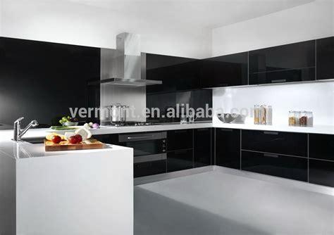 2017 Modern Design Modular Kitchen With Pantry Cupboards