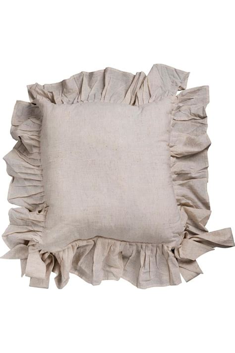 Chair Pads With Ruffles by The Country House Collection Ruffle Chair Pad From Boulder