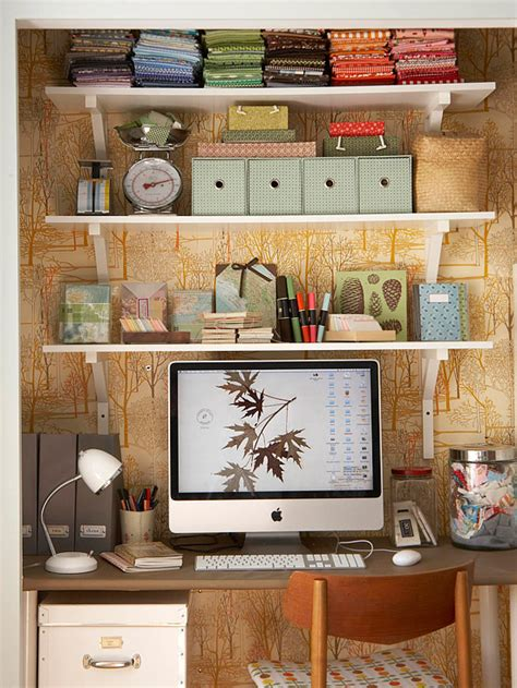 decorate office shelves modern furniture small home storage organization 2013