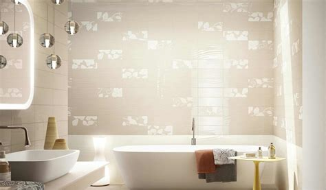 rivestimento bagno moderno il rivestimento bagno opaco e lucido wave