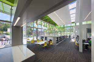 library interior anacostia library by freelon group buildipedia