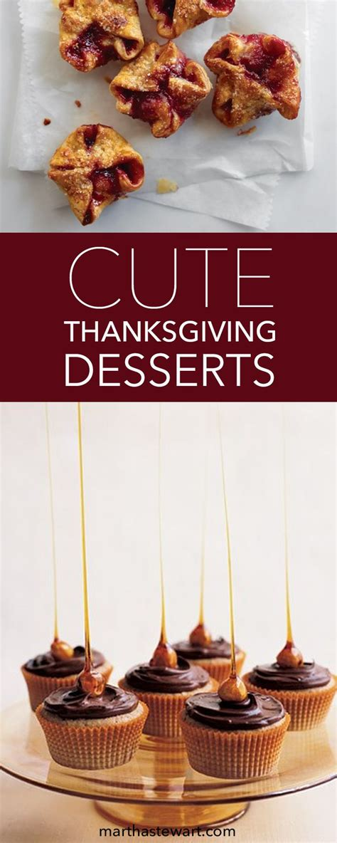 7 Treats For Guests by 12 Thanksgiving Desserts That Guests Will Gobble Up