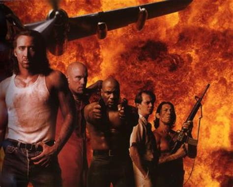 Conair Hair Dryer Nicolas Cage bizarro masterpiece theatre con air y marks the spot
