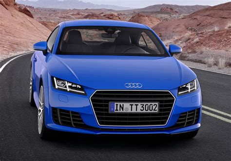Audi Smart Car by Audi To Debut New Tt And Tts Sports Cars In Geneva Smart