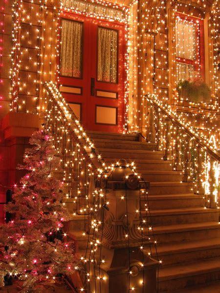 pretty christmas light displays