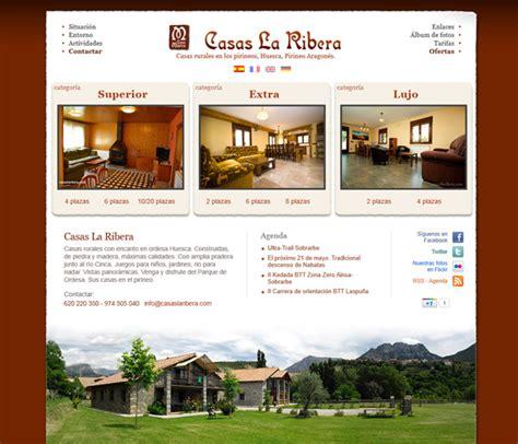 paginas para dise ar casas ideas para hacer una pagina web de una casa rural turismo rural